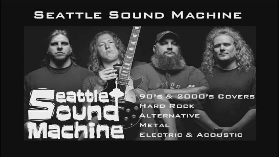 Seattle Sound Machine (Cover Band)
